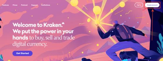 Как зарегистрироваться на бирже криптовалют Kraken