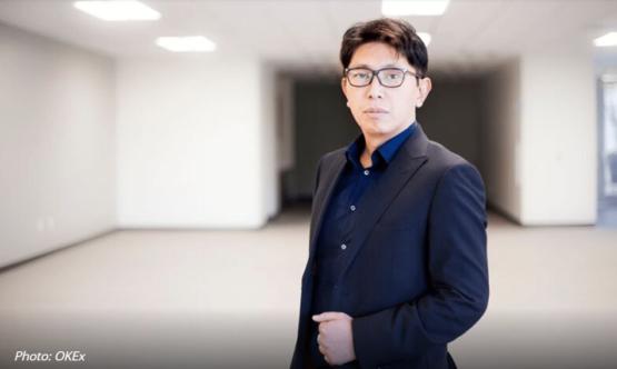 Джей Хао ( Jay Hao) CEO биржи криптовалют OKEX