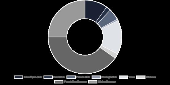 Распределение токенов криптовалюты Cartesi