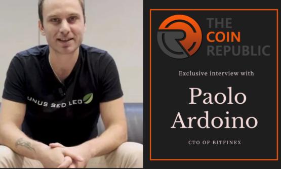 Интервью с CTO биржи Paolo Ardoino Bitfinex