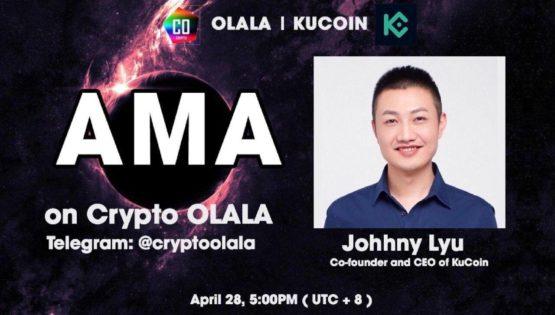 AMA с биржей криптовалют KuCoin, CEO биржи Johnny Lyu