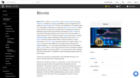 Everipedia - дцентрализованная энциклопедия с криптовалютой внутри IQ
