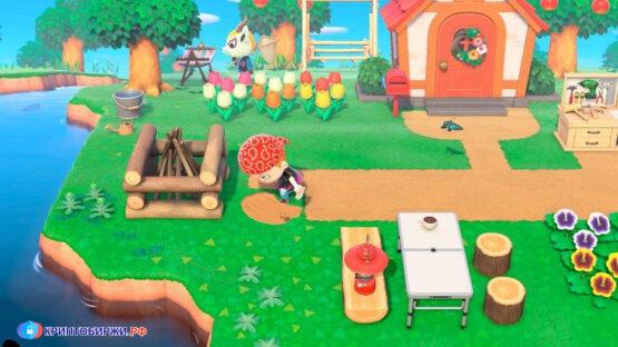 Animal Crossing Gameplay