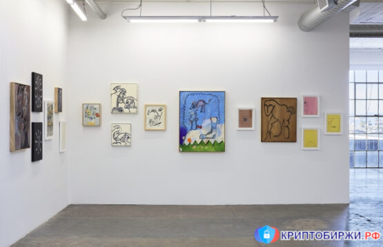 Выставка работ художника Девендры Банхарт