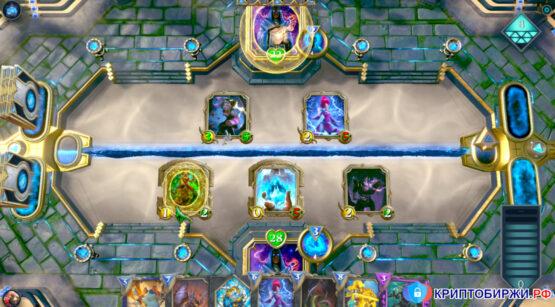 Игровой процесс Gods Unchained